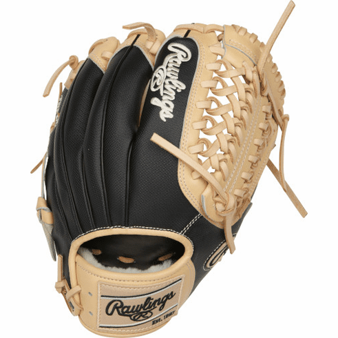 11.75 Inch Rawlings Pro Preferred PROS205-4CSS Adult Infield Baseball Glove