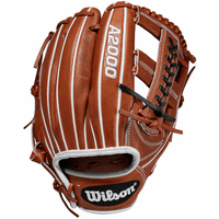11.75 Inch Wilson A2000 WTA20RB201785 Adult Infield Baseball Glove