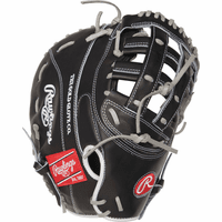 12.5 Inch Rawlings Heart of the Hide PROTM8SB-17BG Women's Fastpitch Firstbase Softball Mitt