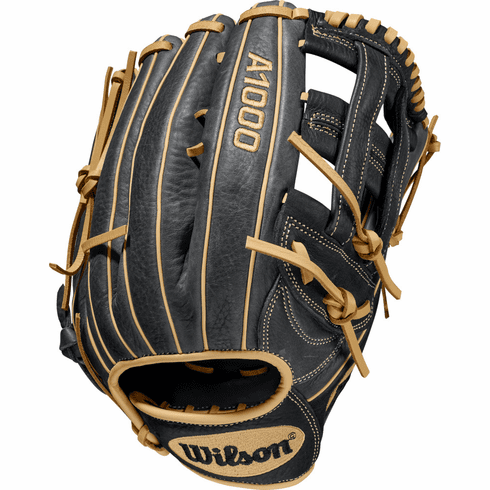 12.5 Inch Wilson A1000 Adult Outfield Baseball Glove WBW100138125