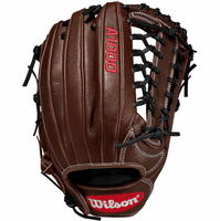 12.5 Inch Wilson A1000 WTA10RB20KP92 Adult Outfield Baseball Glove
