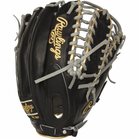 12.75 Inch Rawlings Pro Preferred Mike Trout PROSMT27B Adult Outfield Baseball Glove