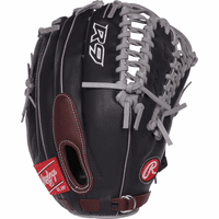 12.75 Inch Rawlings R9 R96019-BSGFS Adult Outfield Baseball Glove