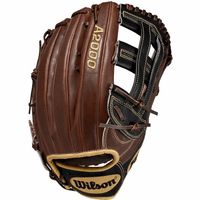 12.75 Inch Wilson A2000 WTA20RB201799 Adult Outfield Baseball Glove