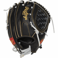 12 Inch Rawlings Heart of the Hide PRO120SB-3BW Women's Fastpitch Softball Glove