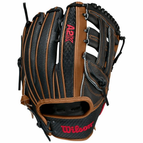 12 Inch Wilson A2K SuperSkin 1795SS Adult Baseball Glove WBW10006212