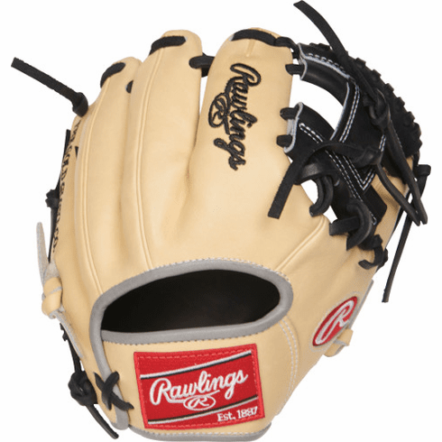 9.5 Inch Rawlings Heart of the Hide PRO200TR-2C Adult Training Glove