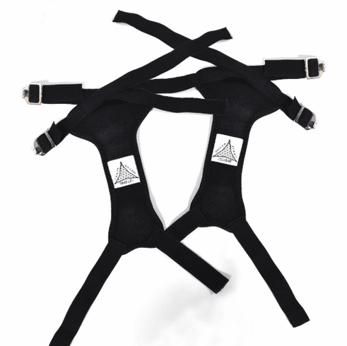 All-Star Accessories LGRSY-PROX Youth DeltaFlex Replacement Harness for System7 Axis Leg Guards