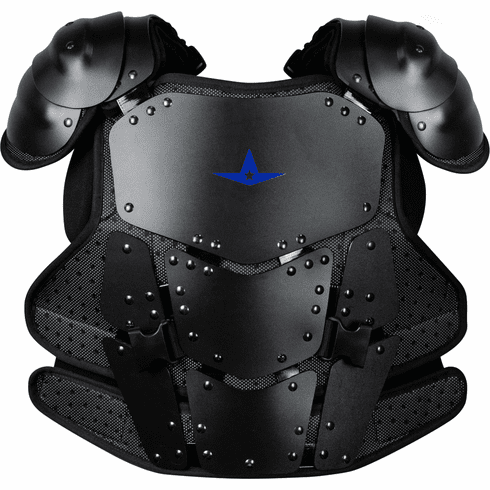 All-Star Cobalt CPU5000 Hard Shell Umpire Chest Protector