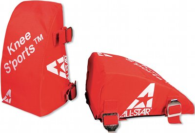 All-Star Knee S/'Port For Catcher Leg Guard Support Various Color//Size