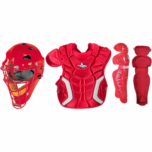 ALL-STAR CK1216PS Players Series Catchers Kit inYour Choice of 4 Colors