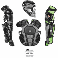 All-Star System 7 Axis CKCC912S7X Youth Catchers Gear Set