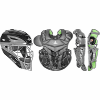 All-Star System 7 Axis Digi-Camo CKPRO1XDC Adult Baseball Professional Level Catcher's Gear Set
