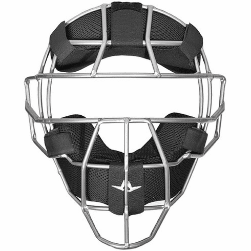 All-Star System 7 Umpire Protective FM4000UMP Traditional Facemask with LUC Padding