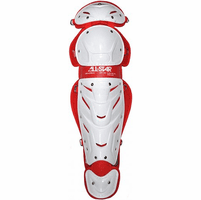 All-Star System7 LGW13S7 Women's 13 Inch Intermediate Fastpitch Catcher's Leg Guards