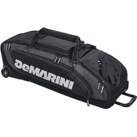 DeMarini Special Ops WTD9409 Personal Wheeled Equipment Bag