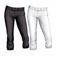 Easton Apparel A164447 Girl's Pro Pant