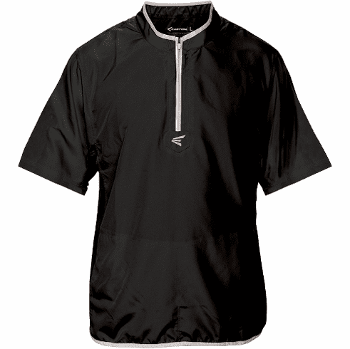 Easton M5 Apparel A167634 Youth Short Sleeve Cage Jacket