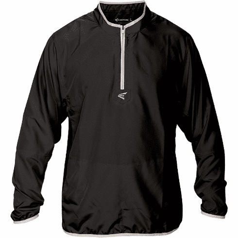 Easton M5 Apparel A167639 Girl's Youth Longsleeve Cage Jacket