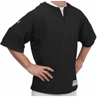 Easton M9 Apparel A164885 Adult Short Sleeve Cage Jacket