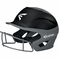 Easton Prowess Grip A168502 Fastpitch Softball Two Tone Medium/Large Batting Helmet w/ Mask
