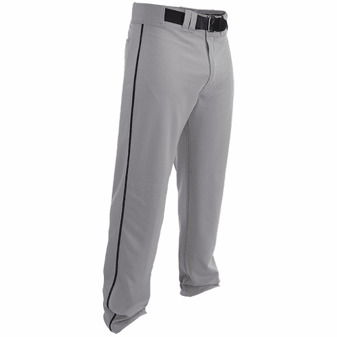 Easton Rival 2 Apparel A167125 Youth Piped Baseball Pant