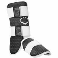 EvoShield EvoCharge WTV1101 Youth Protective Batter's Leg Guard