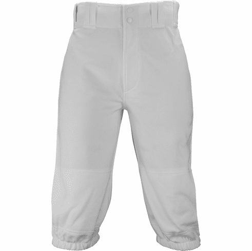 Marucci Apparel Youth Tapered Double-Knit Short Baseball Pants MAPTTDKSHY
