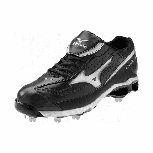 Mizuno 9-Spike Classic G6 Low Switch Adult Baseball Cleat - 320378