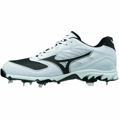 Mizuno 9-Spike Dominant 2 320561 Adult Low Metal Baseball Cleats