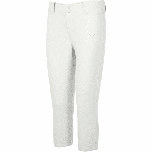 Mizuno Apparel 350782 Women's Belted Stretch Fastpitch Softball Pants