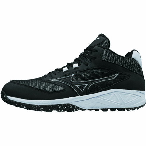 Mizuno Dominant 2 320564 Adult Mid All Surface Baseball Shoe