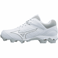 Mizuno Finch Elite 3 320556 Womens 9-Spike Molded Fastpitch Softball Cleat
