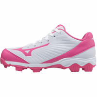 Mizuno Finch Franchise 7 320558 Girls Youth 9-Spike Molded Fastpitch Softball Cleat