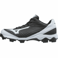 Mizuno Franchise 9 320553 Youth 9-Spike Molded Low Baseball Cleat