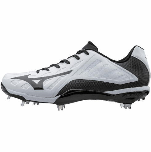 Mizuno Heist IQ 320501 Adult Low Metal Baseball Cleat