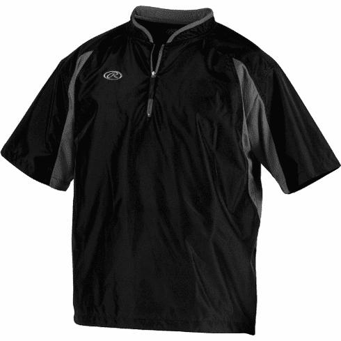 Rawlings Apparel YTOCCJ Youth Cage Pullover Jacket