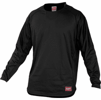 Rawlings Apparel YUDFP3 Youth Dugout Fleece Pullover