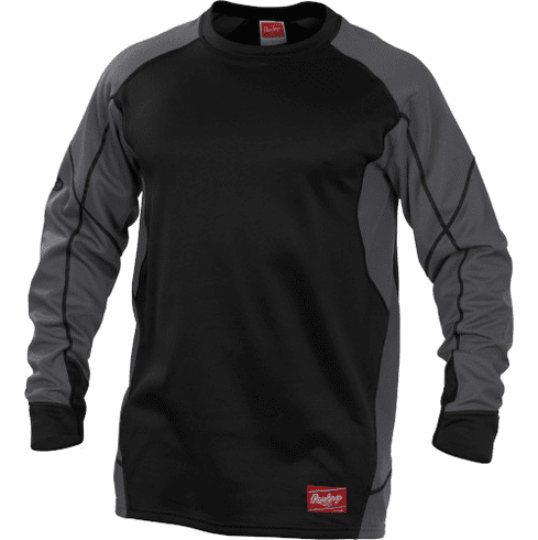 Rawlings Apparel YUDFP4 Youth Dugout Fleece Pullover
