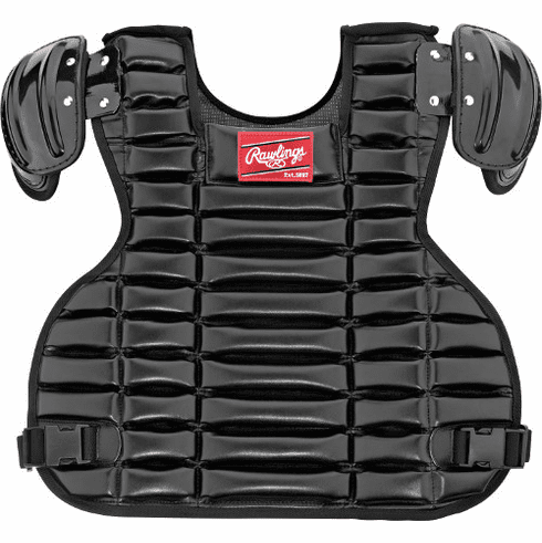 Rawlings Protective UCPPRO Adult 15.5 Inch Pro Style Umpire Chest Protector