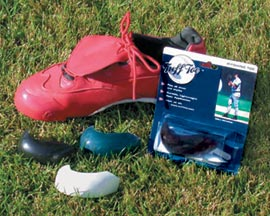 Tuff Toe Molded Pitching Toe Protector