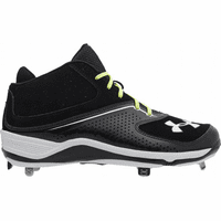 Under Armour Ignite 1232833 Adult Mid Spiked Baseball Cleats