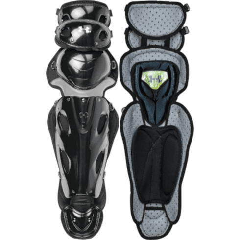 Under Armour Pro 4 Series Youth Baseball Leg Guards UALG4-JRP