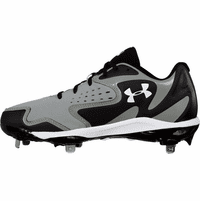 Under Armour Yard Low 1246693 Adult Steel Baseball Cleats