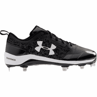 Under Armour Yard Low 1293900 Adult Metal Baseball Cleats