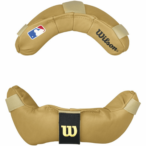 Wilson Accessories WTA3816TN Replacement Pads for Umpire Facemask