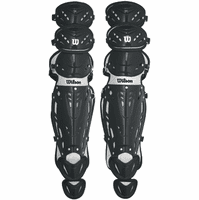 Wilson Pro Stock WTA3700Y 14.5 Inch Youth Baseball Leg Guards