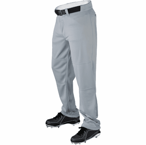 Wilson WTA423000 Youth Classic Relaxed Fit Polyester Warp Knit Baseball Pants