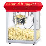All Star Red 4oz Popcorn Popper