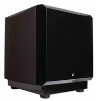 "Atlantic Technology SBT500 Dual Driver Powered Subwoofer 10"" 500W"